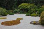 Kamienie w ogrodzie